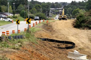 Road Widening, a case of NC Land Condemnation / Eminent Domain where our lawyers can help