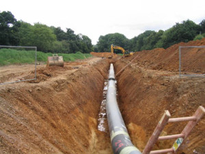 Dominion Gas pipeline in NC Eminent Domain Lawyers