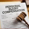 Personal Injury Compensation legal form