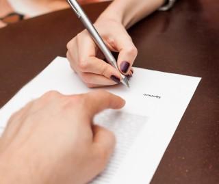 North Carolina Non-compete contract agreement