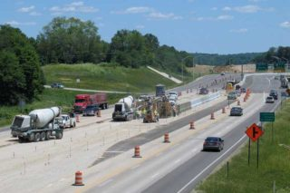 road construction fayetteville